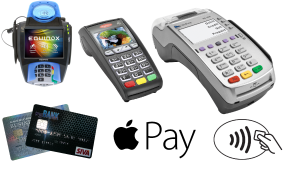 Apple Pay VX520 EMV2